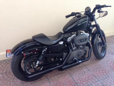 Harley Davidson Sportster 1200 >> A Custom 1200cc Harley Davidson Sportster Nightster ...
