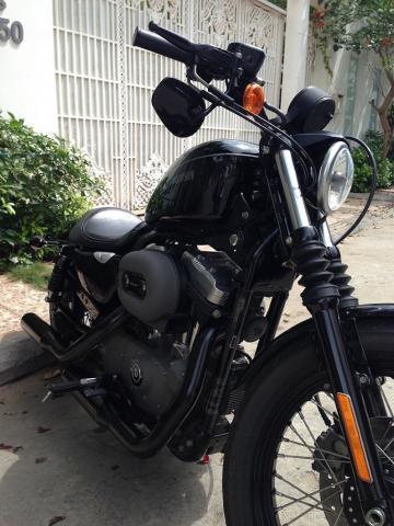 Harleysportsternightster Custom on Harley Davidson Sportster Nightster