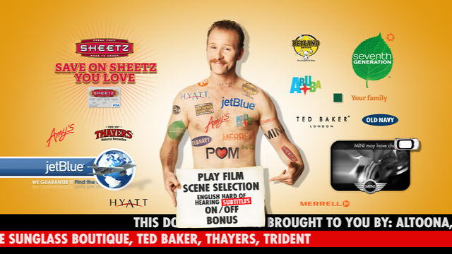 """The Greatest Movie Ever Sold"" - Amusing Morgan Spurlock ..."