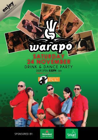Warapo - Cuban Latin Music | Expat Advisory Services