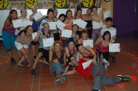 Zumba Instructor Certification Workshop Basic 1+2 / 19.-21. October ...
