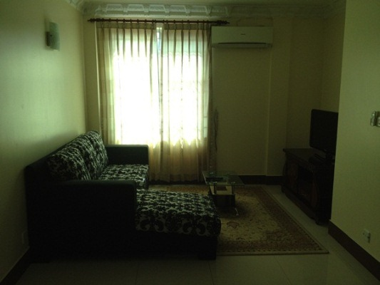 2Bedroom: Western Apartment for Rent: $600/Month, Furnished