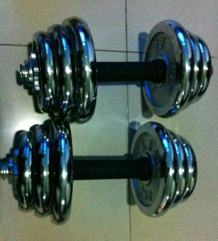 high quality adjustable weights 10kg dumbbells for sale