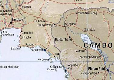 Traveling From Bangkok To Angkor Wat Expat Advisory Services